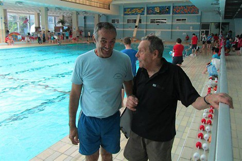 raymond catteau ctr natation